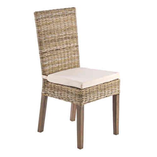 Sedie etniche legno pelle offerte e prezzi on line etnico outlet