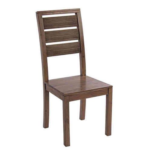 Sedie etniche legno sedie vintage e industrial su etnico for Sedie outlet