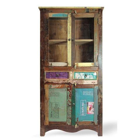 Vetrinette vintage pannelli decorativi plexiglass for Vetrinette shabby ebay