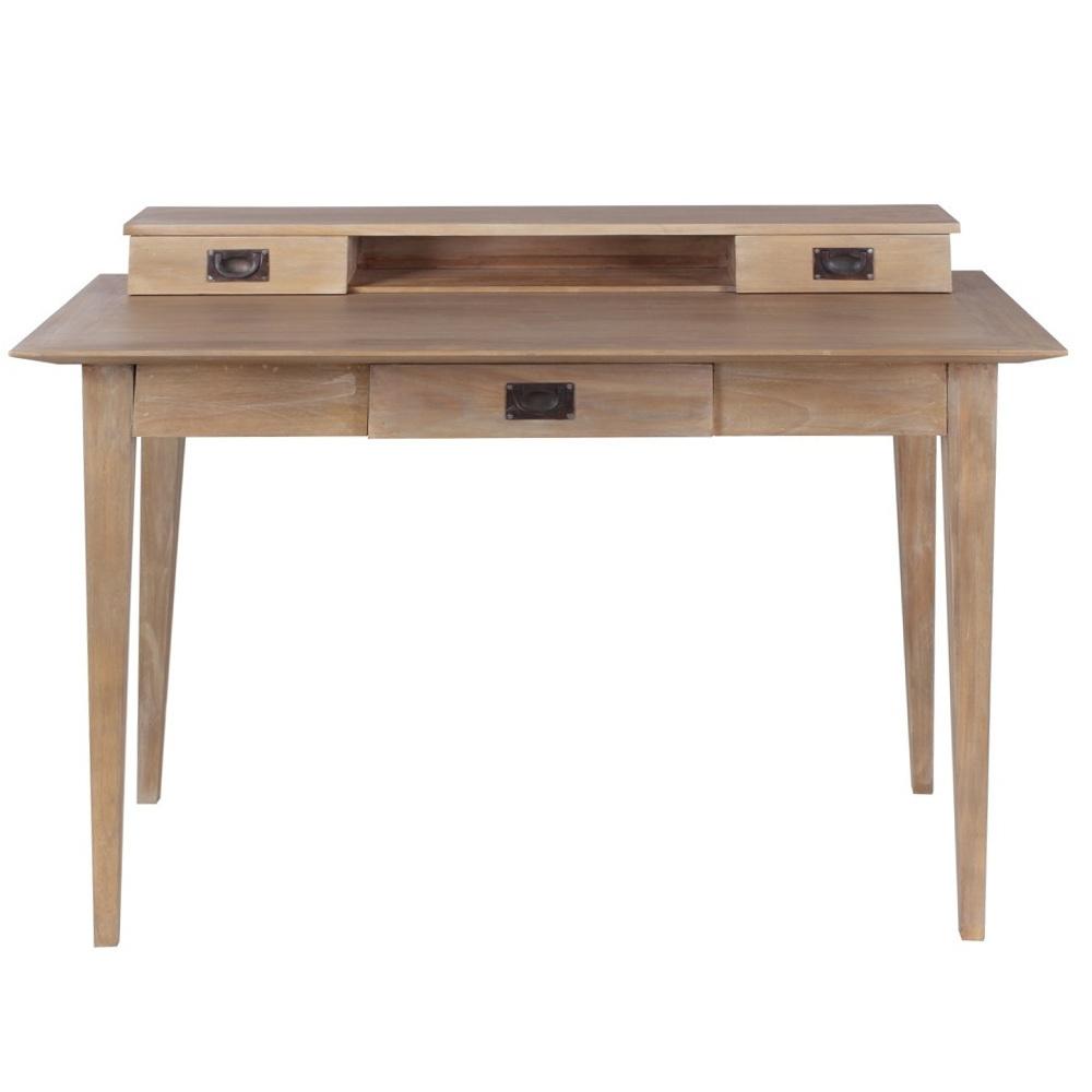Scrittoio legno naturale - Scricabie etniche vendita online