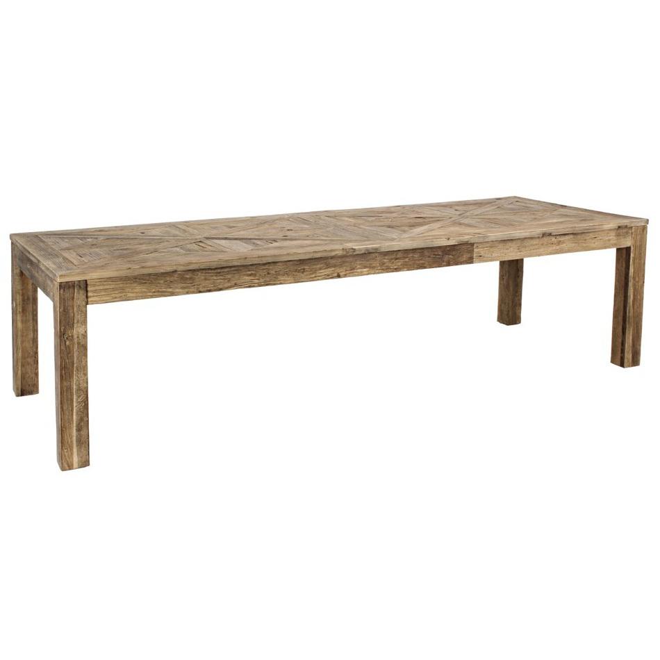 Tavolo legno rustico chic tavoli etnici offerte online for Tavolo rustico legno