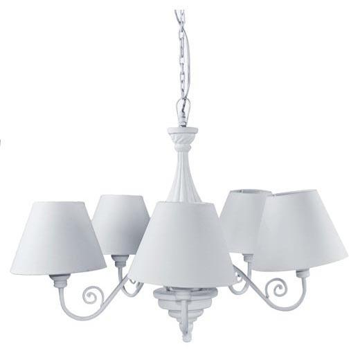 Lampadario metallo provenzale lampadari provenzali lampade for Lampade shabby chic online