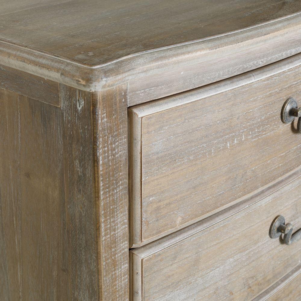 Effetto decapato su legno – Trattamento marmo cucina