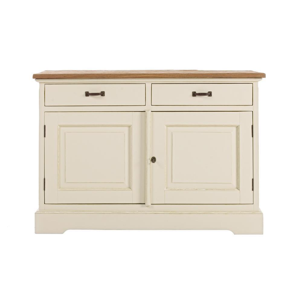 Buffet bianco shabby rustico mobili shabby e provenzali online for Mobili yes everyday