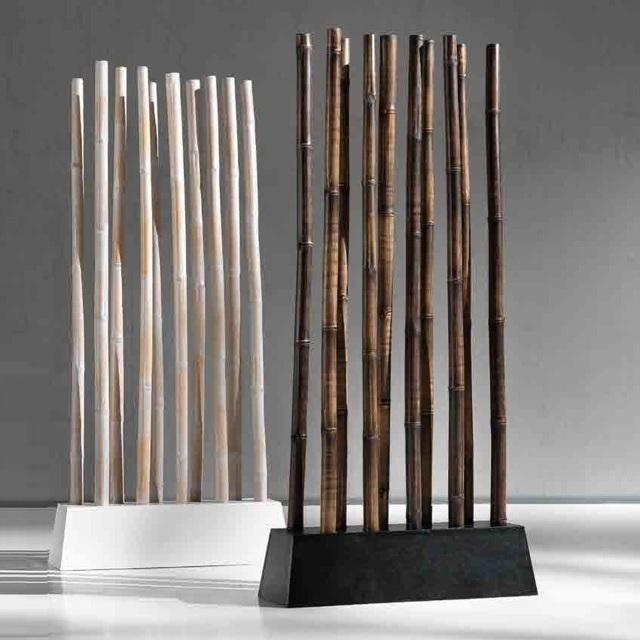 Divisorio etnico bamb etnico outlet mobili etnici for Canne di bambu per arredamento