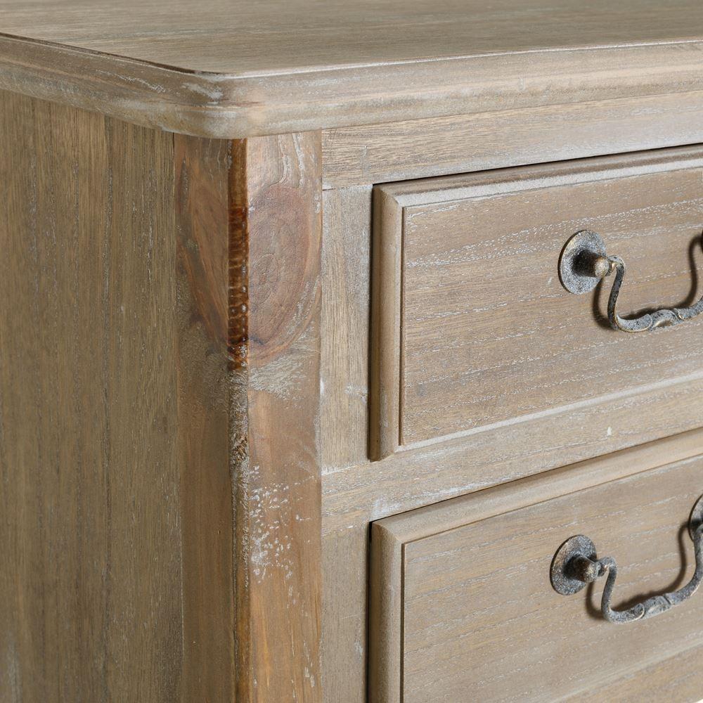 Consolle provenzale decapata etnico outlet mobili etnici for Paulownia legno mobili