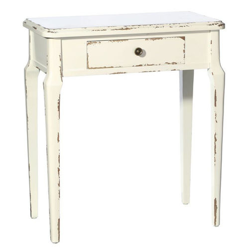 Consolle classica shabby chic