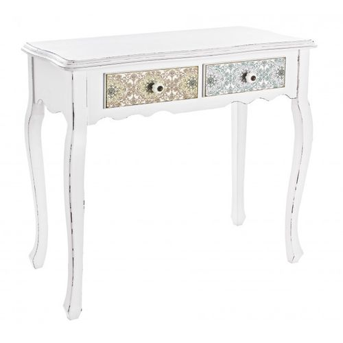 Consolle francese shabby chic