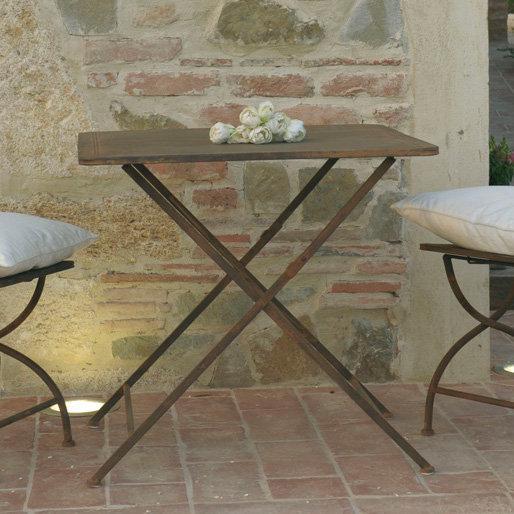 Tavolo pieghevole quadrato tavoli ferro pieghevoli for Ferro tubolare quadrato prezzo