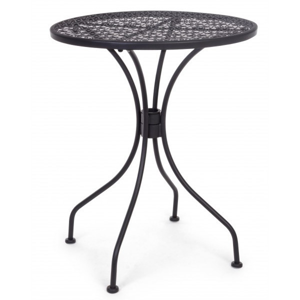 Tavolino ferro battuto - Etnico Outlet Mobili Etnici