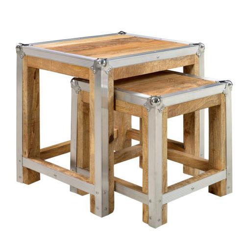 tavolini industrial e vintage tavoli da salotto sconti 70