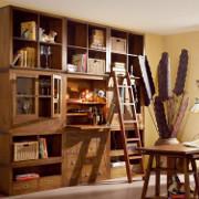 Cubo libreria etnica mobili arredamento coloniale online for Arredo coloniale