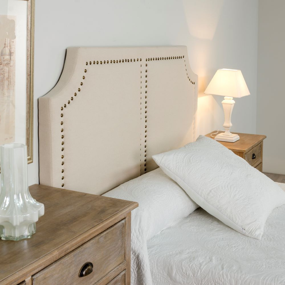 Testata letto imbottita francese camere da letto provenzali - Testata letto imbottita ...