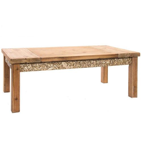 Tavoli bassi e tavolini etnici legno mobili salotto etnico - Tavolino salotto etnico ...