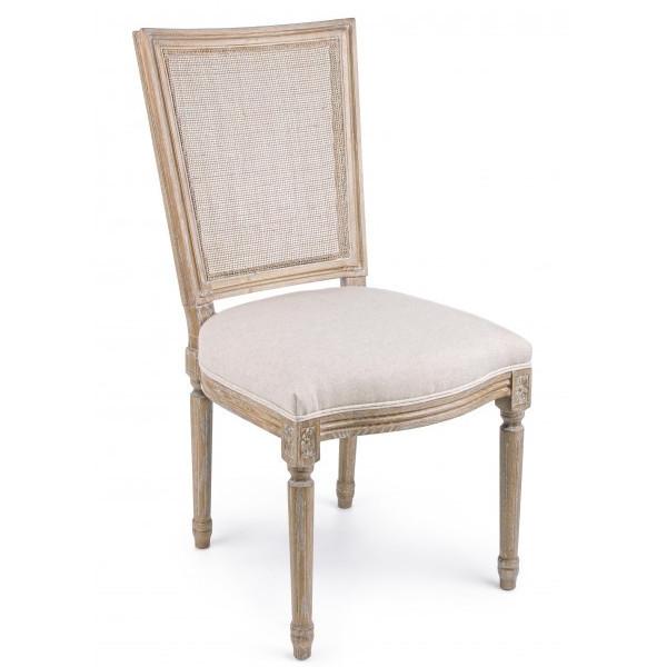 Sedia stile inglese paglia di vienna sedie provenzali online for Sedia design paglia di vienna