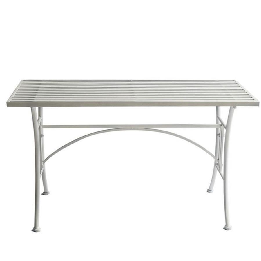 Tavolino da giardino bianco mobili da giardino etnici scontati - Tavolino da giardino ikea ...