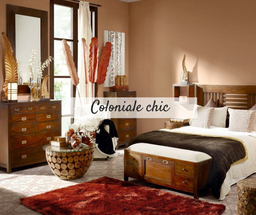 Etnico outlet mobili etnici provenzali shabby chic online for Arredamento in stile coloniale