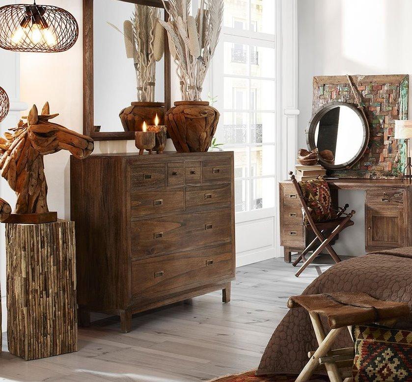 Stile etnico arredamento etnico come arredare la tua casa for Arredamento casa stile africano