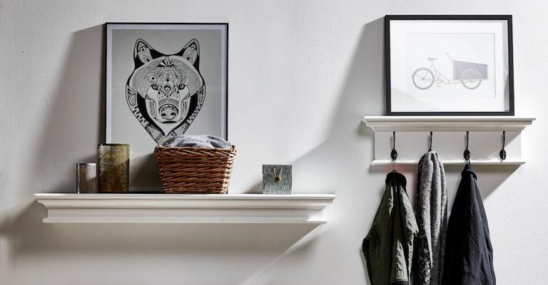 Mensole e pensili provenzali e shabby chic vendita online 70 for Arredo shabby shop online