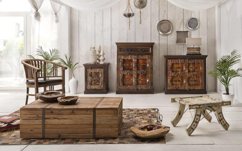 Linea rajasthan mobili indiani - Mobili stile indiano ...