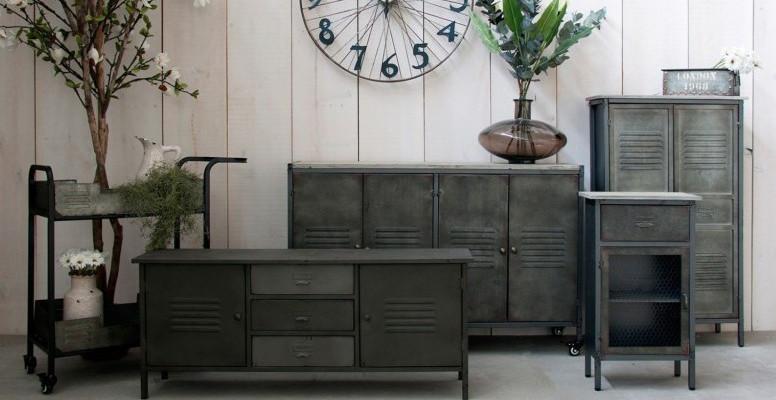 Mobili industrial e vintage arredamenti stile industriale 70 for Arredamento industriale ikea