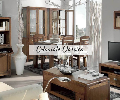 Etnico outlet mobili etnici provenzali shabby chic online - Mobili in stile coloniale ...