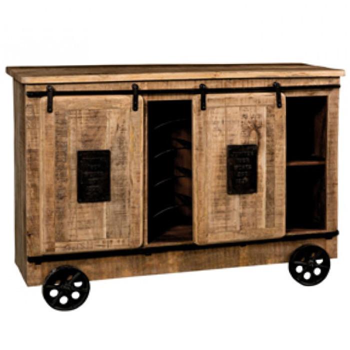 Mobile bancone bar industrial etnico outlet mobili etnici for Arredamento indiano on line