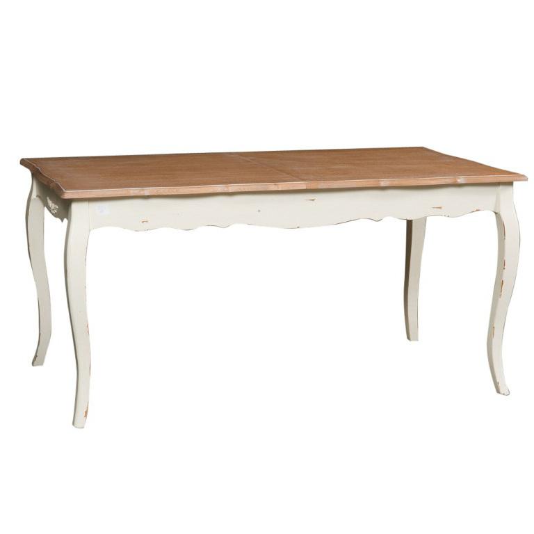 Tavolo Bianco Decapato.Tavolo Provenzale Bianco Decapato