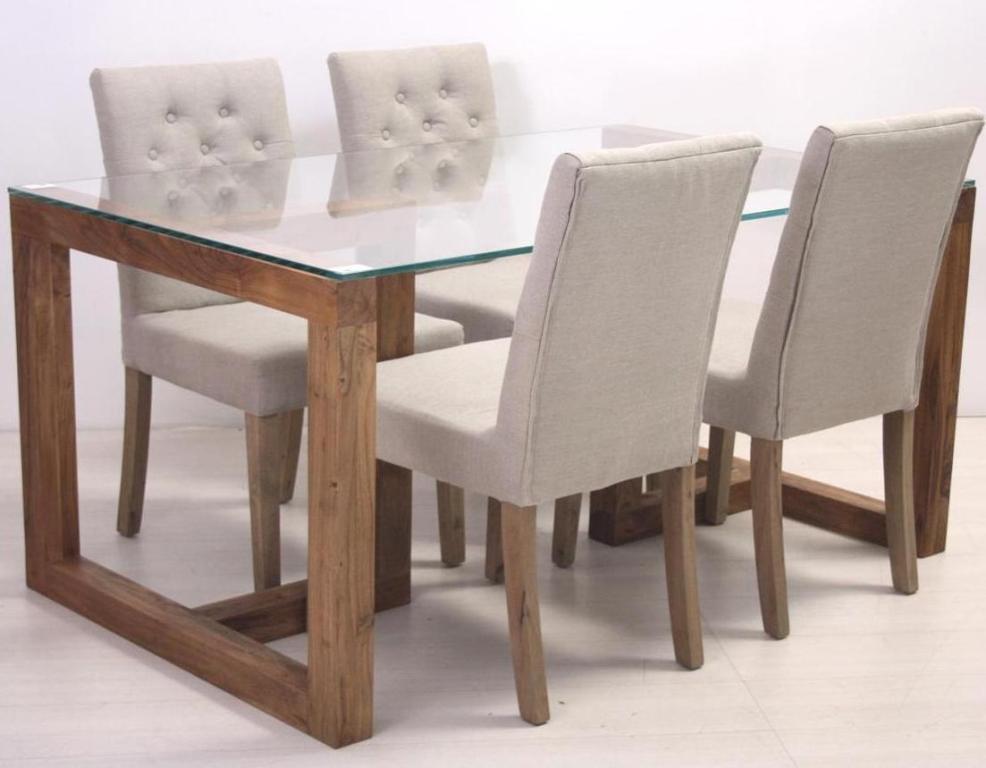 Base in legno per tavolo basi per tavoli legno for Tavolo cristallo e legno