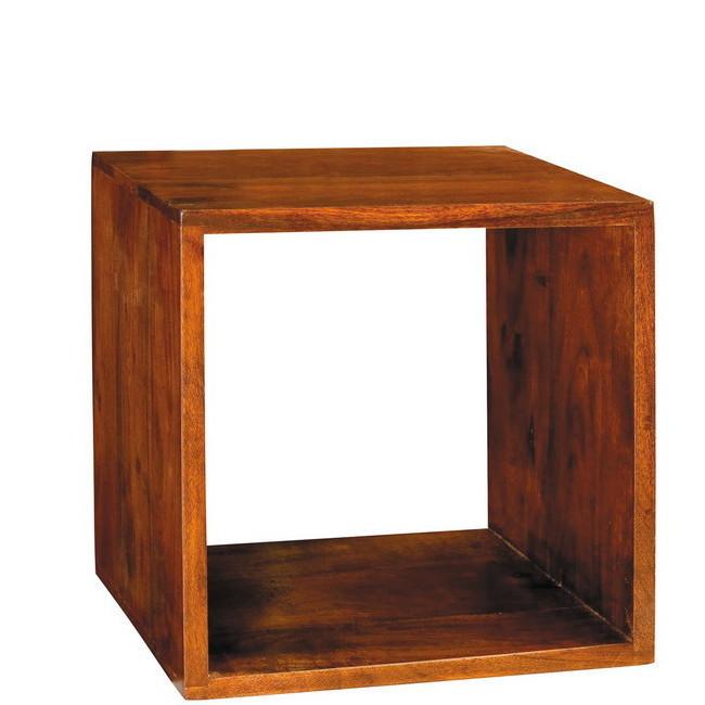 Cubi Legno Componibili.Cubo Per Libreria Etnica Componibile