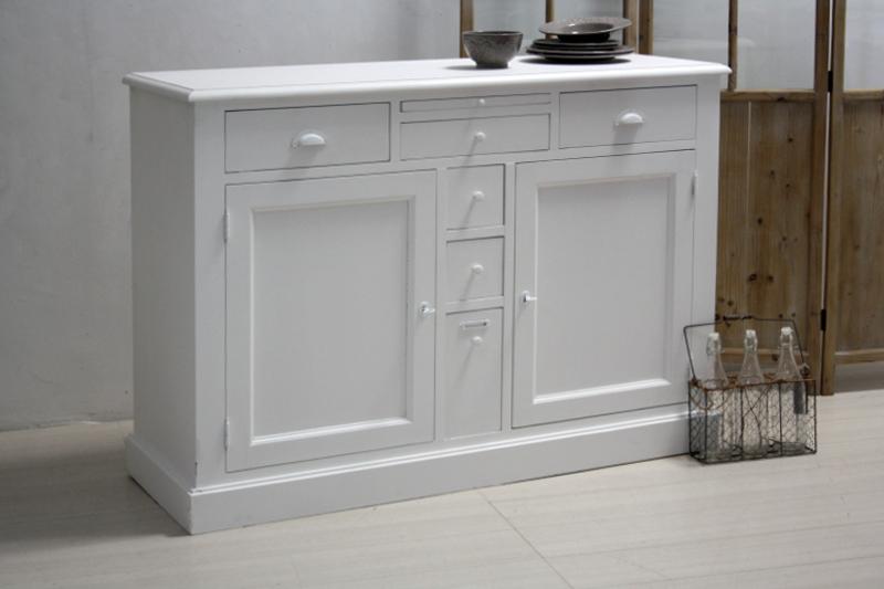 Mobile soggiorno legno bianco