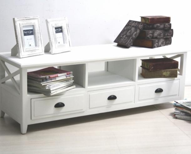 Mobili In Legno Bianco : Mobili porta tv in legno bianco mobile porta tv shabby chic