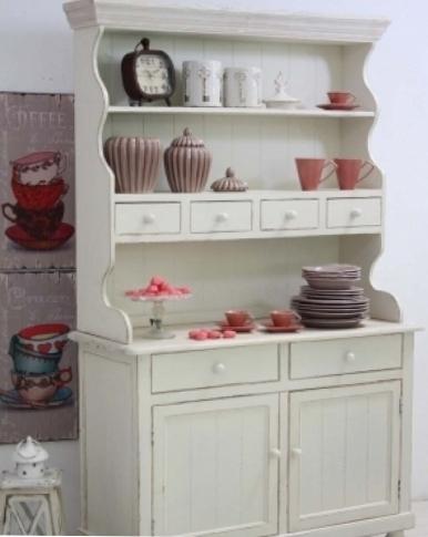 Piattaia provenzale bianca piattaie provenzali online for Vendita mobili di design on line