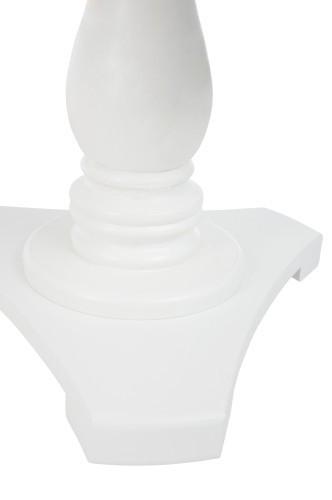 Tavolo francese bianco arredamento stile francese for Arredamento francese shabby