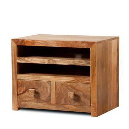 Mobile porta tv etnico legno naturale