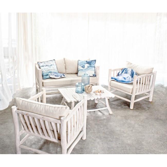 Tavolino salotto bianco shabby tavolini salotto provenzali for Salotto bianco