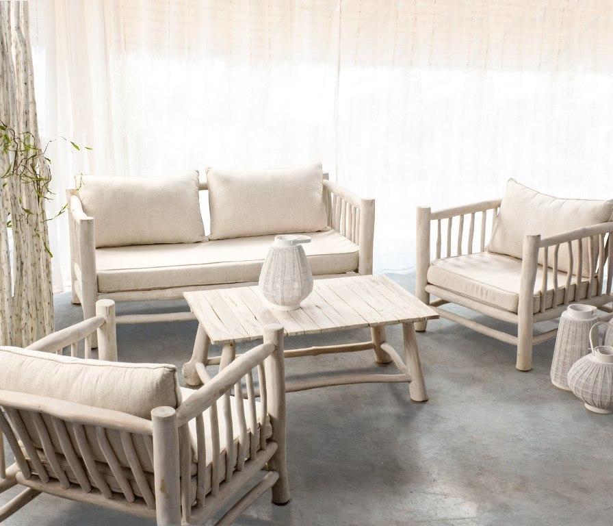 Tavolino salotto bianco shabby tavolini salotto provenzali for Salotti bianchi