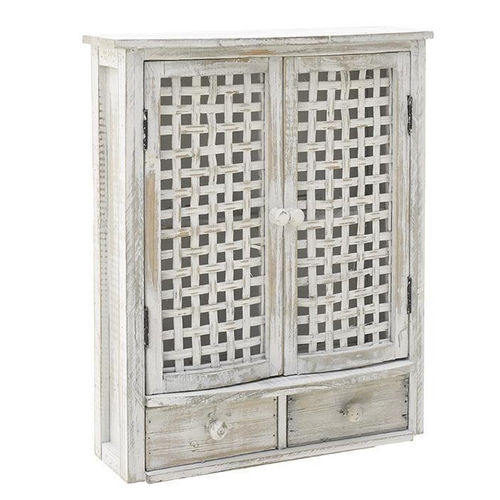 Pensile provenzale bianco shabby