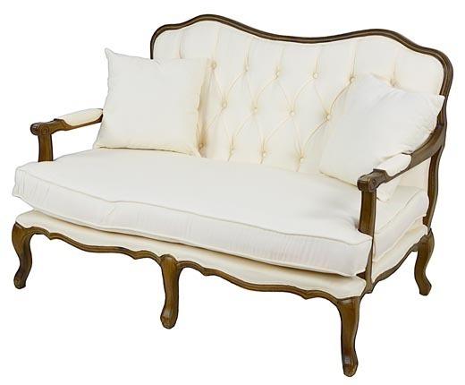Divano francese bianco divani provenzali online - Divano in francese ...