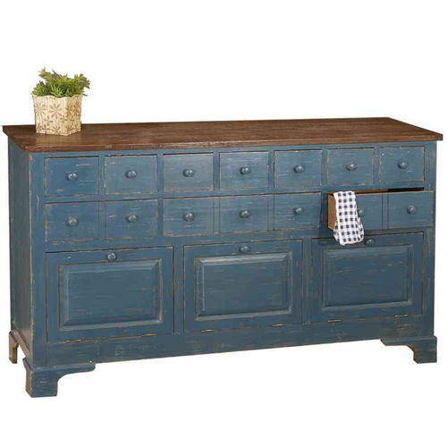 BUFFET E CREDENZE Provenzali Shabby Chic On Line - ETNICO OUTLET