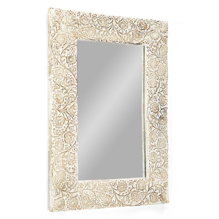 Specchio Legno Decapato.Specchio Legno Decapato Shabby