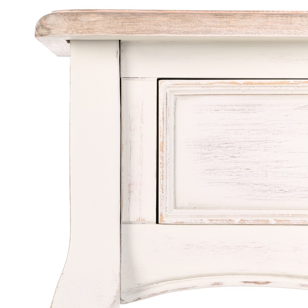 Consolle decapata shabby chic mobili provenzali online for Consolle shabby chic