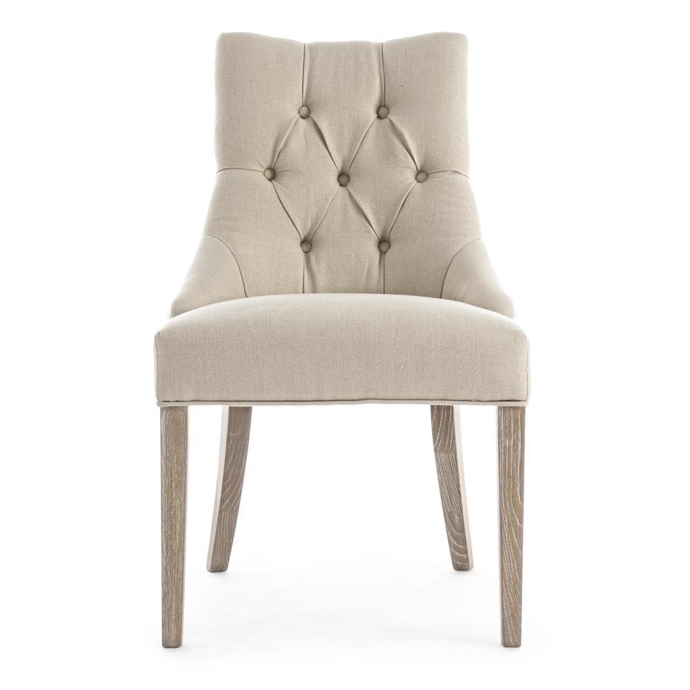 Sedia poltroncina capitonn sedie provenzali lino for Sedie a poltroncina