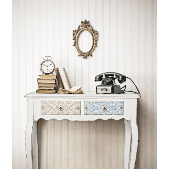 Consolle francese shabby chic mobili shabby online for Consolle shabby chic