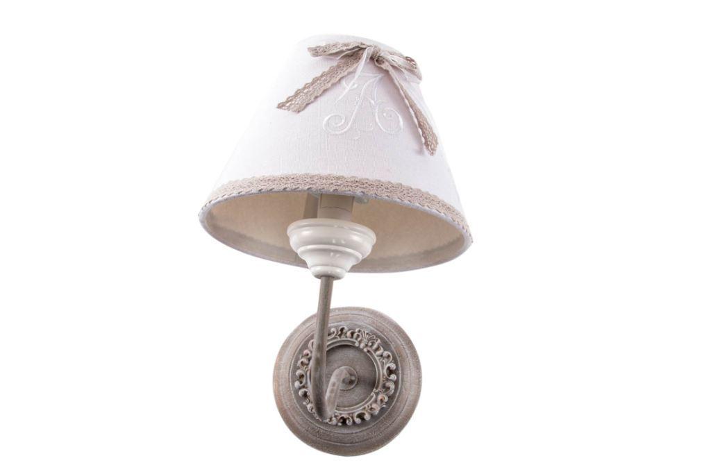 Applique provenzale shabby lampade da parete provenzali shabby