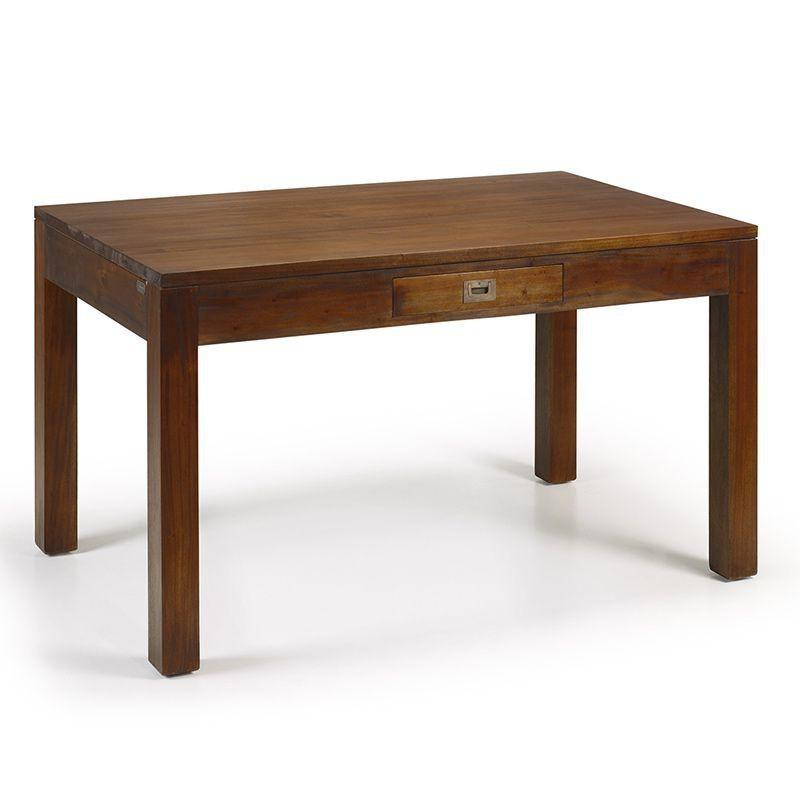 Tavolo coloniale etnico legno etnico outlet mobili etnici for Etnico outlet