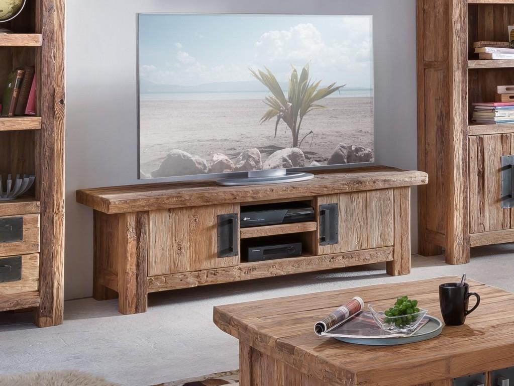 Mobile Porta Tv Rustico.Porta Tv Etnico Rustico
