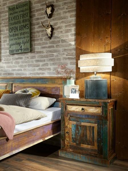 Letto Industrial Old Camere da letto stile Industriale scontate