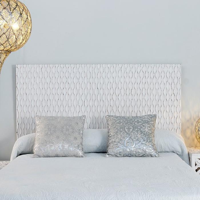 Testata letto legno massello shabby offerte online camere letto - Testate letto shabby ...