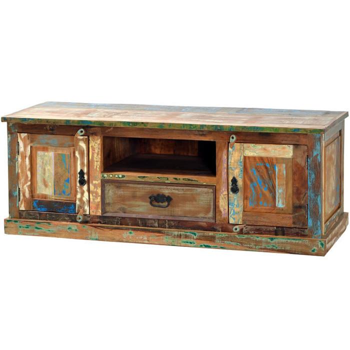 Porta tv Industrial Old Mobili salotto vintage scontati